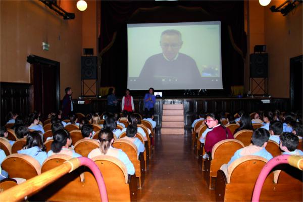 Jornada online Salud en Curso