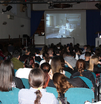 Jornada de Cine y Educación para la Salud